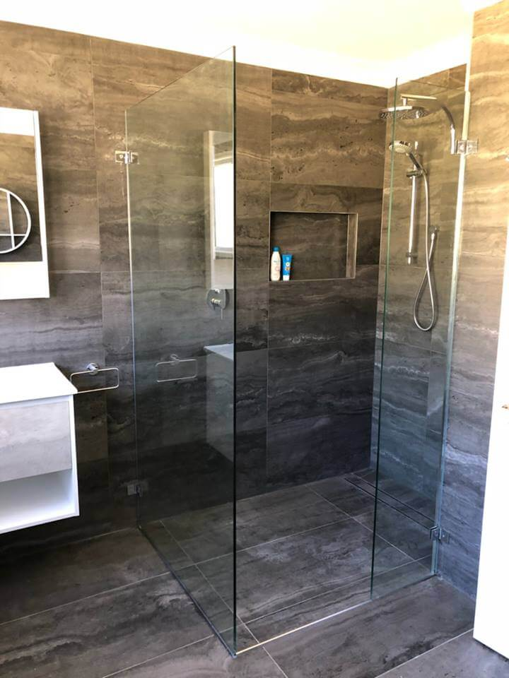 Completed Main Bathroom Amp Separate Toilet Conversation
