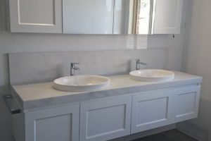 Hampton Inspired Bathroom & Ensuite Completed in Rouse Hill