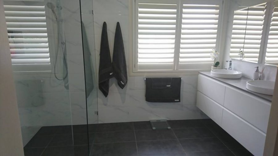 Ensuite – sophistication and style