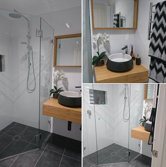 Powder Room Complete – Cherrybrook Bathroom Renovations