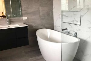 Completed Main Bathroom Cherrybrook 2019 Hills District