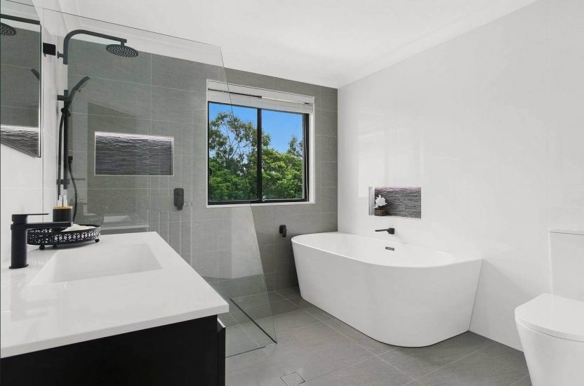 Another One! Full Bathroom Renovation in Castle Hill