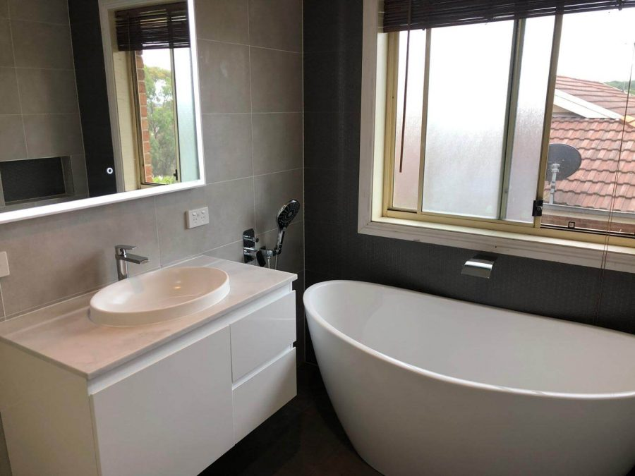 Main Bathroom Renovation Dural