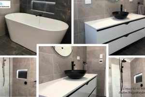 Completed Main Bathroom Renovation in Schofields