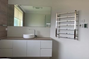Free Standing Bath & LED Lighting Kellyville