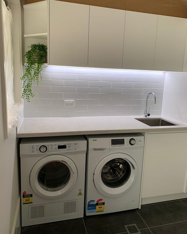 Completed Laundry Renovation Kings Langely