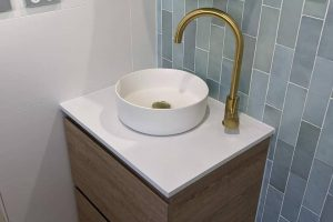 Completed Ensuite Renovation Balgowlah