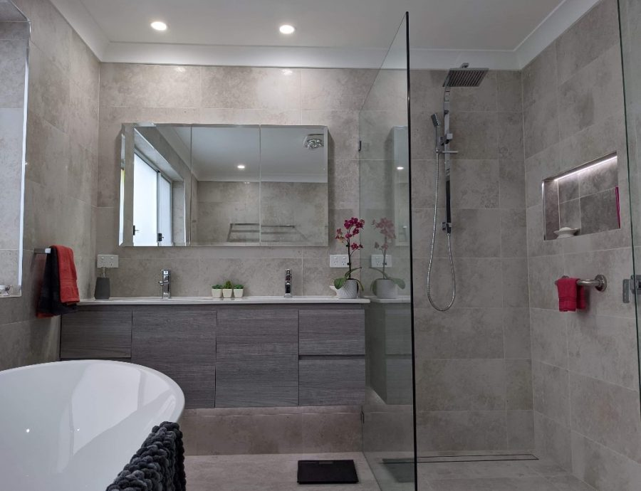 Need a Bathroom Renovation in the Hills ?