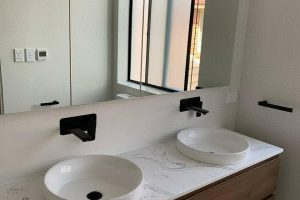 Completed Ensuite Beaumont Hills