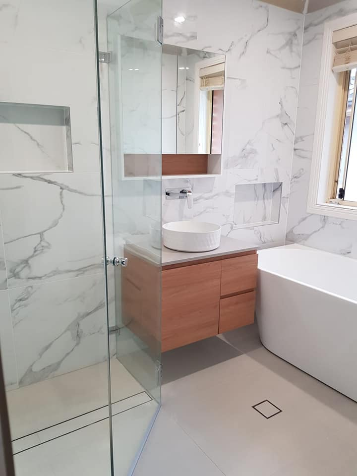 Renovate in Style! Completed Bathroom in Dural