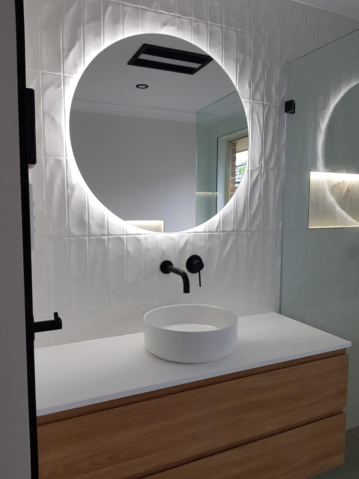 Luxury Bathroom Renovation in Rouse Hill