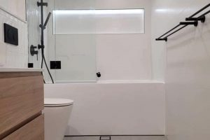 Ensuite, Main Bathroom and Laundry Renovation