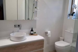 Complete Ensuite Renovation at Rouse Hill