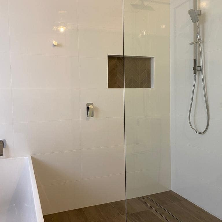 Completed Main Bathroom at Kellyville